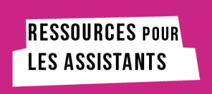 Resssources assistants