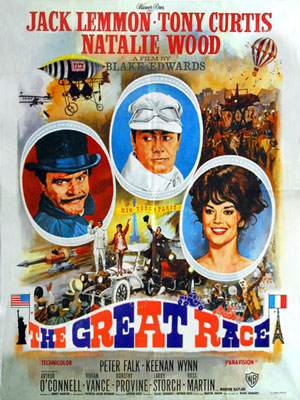 En savoir plus sur … THE GREAT RACE
