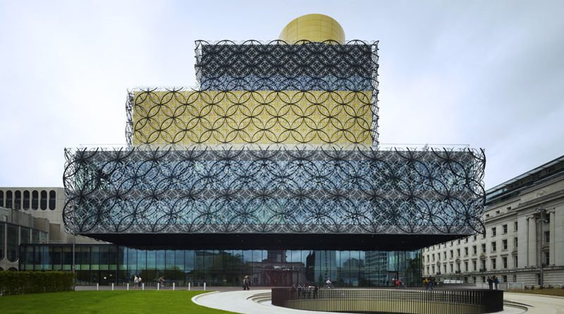 En savoir plus sur … the LIBRARY of BIRMINGHAM