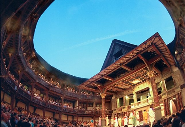 En savoir plus sur … THE GLOBE, London
