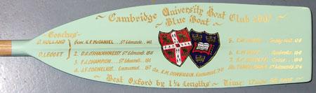 En savoir plus sur … OXBRIDGE, BOAT RACE