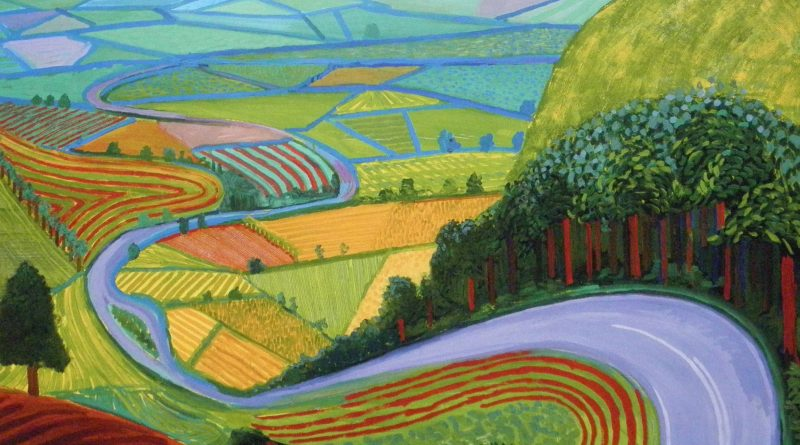 En savoir plus sur … DAVID HOCKNEY, painter