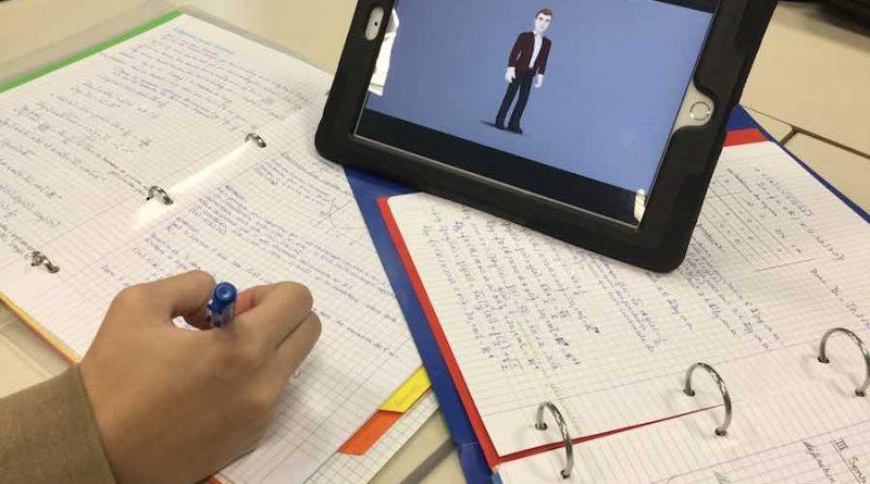 DES SOURCES POUR … Utiliser des tablettes numériques en cours de langues