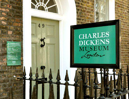 Une exposition au Charles Dickens Museum de Londres : FOOD, GLORIOUS FOOD