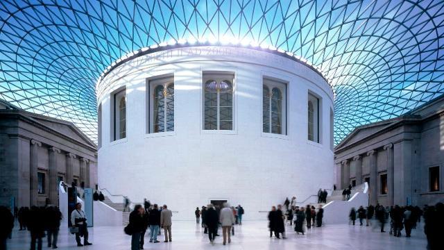 Ressources : the British Museum – Virtual visit