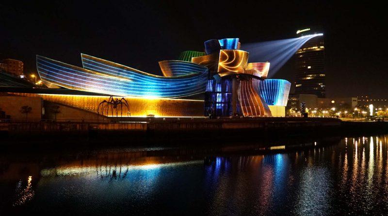 Ressources : Guggenheim Bilbao – Virtual visit