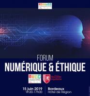 Forum Educavox 2019 «Numérique et éthique»