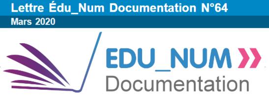 Édu_Num Documentation N°64 – Continuité Pédagogique