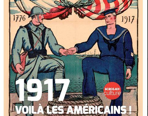 1917, les américains débarquent !