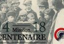 Le centenaire de la Grande Guerre