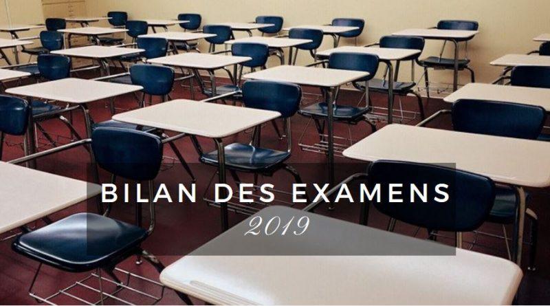 Examens 2019