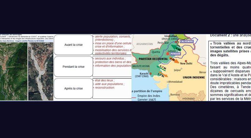 Histoire-géographie-EMC – sujets zéro
