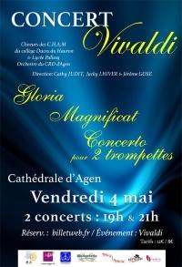 Concert Vivaldi - Agen
