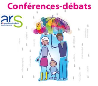 ARS Conférences-débats: Vaccination, parlons en franchement !