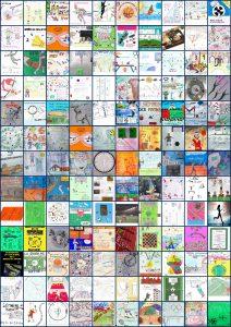 Toutes les affiches du concours 2016