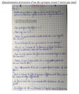 Enquete Sociologique Les Ses Dans L Academie De Bordeaux