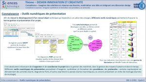 DIC-1-2-FE1- Outils numériques de présentation
