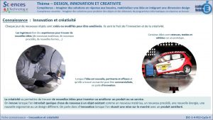 DIC-1-4-FE2- Innovation et créativité
