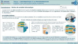 IP-2-3-FE2a-Notion de variable informatique