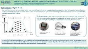 OTSCIS-1-1-FE3-Cycle de vie