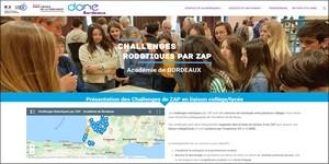 23 challenges de ZAP de l'Académie de Bordeaux
