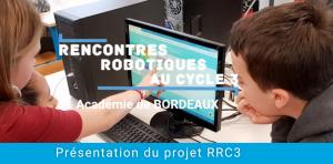 Rencontres robotiques au Cycle 3