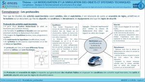 MSOST-1-1-FE1b-Procédures et Protocoles