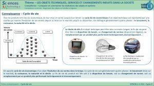 OTSCIS-1-1-FE3-Cycle de vie